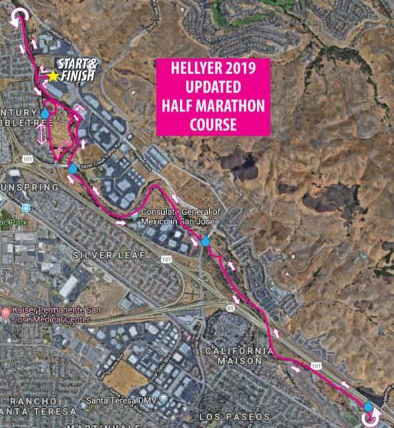 2019-Hellyer-Half-Marathon-Course