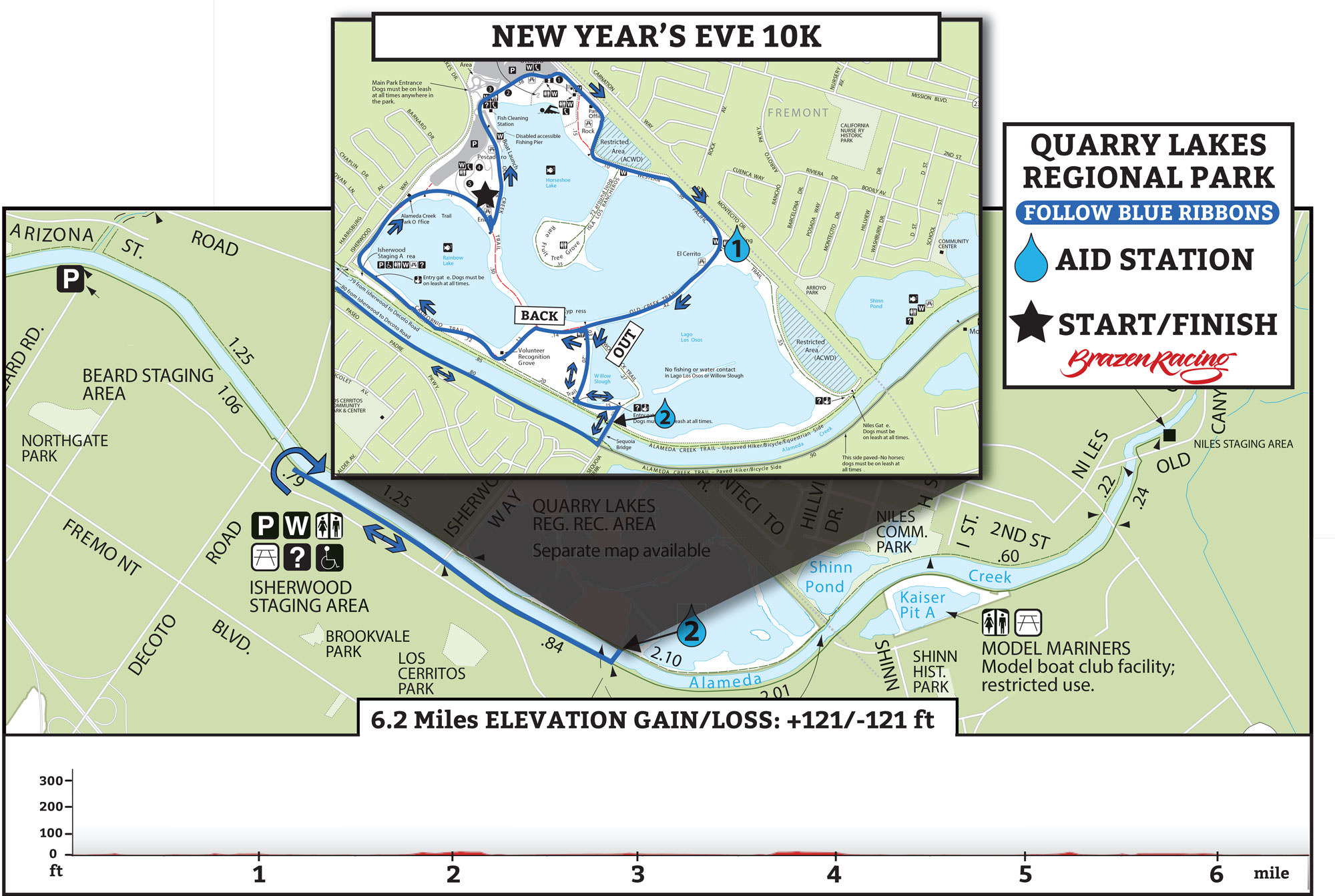 NYE-2016-10K-Course-Map