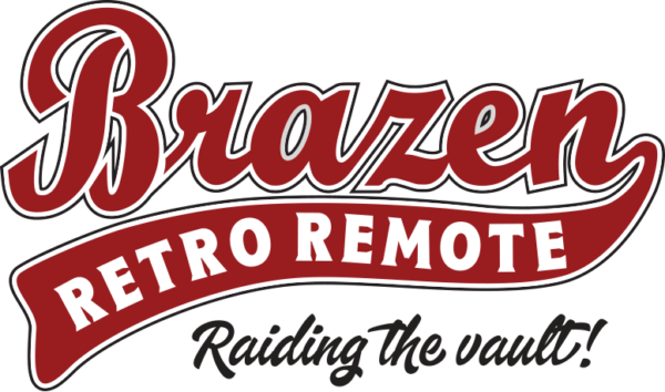 Brazen Retro Remote