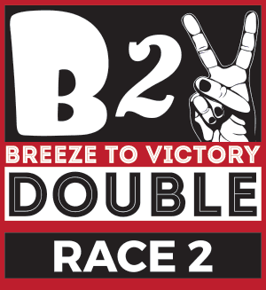 Breeze To Victory - Double - Race 2