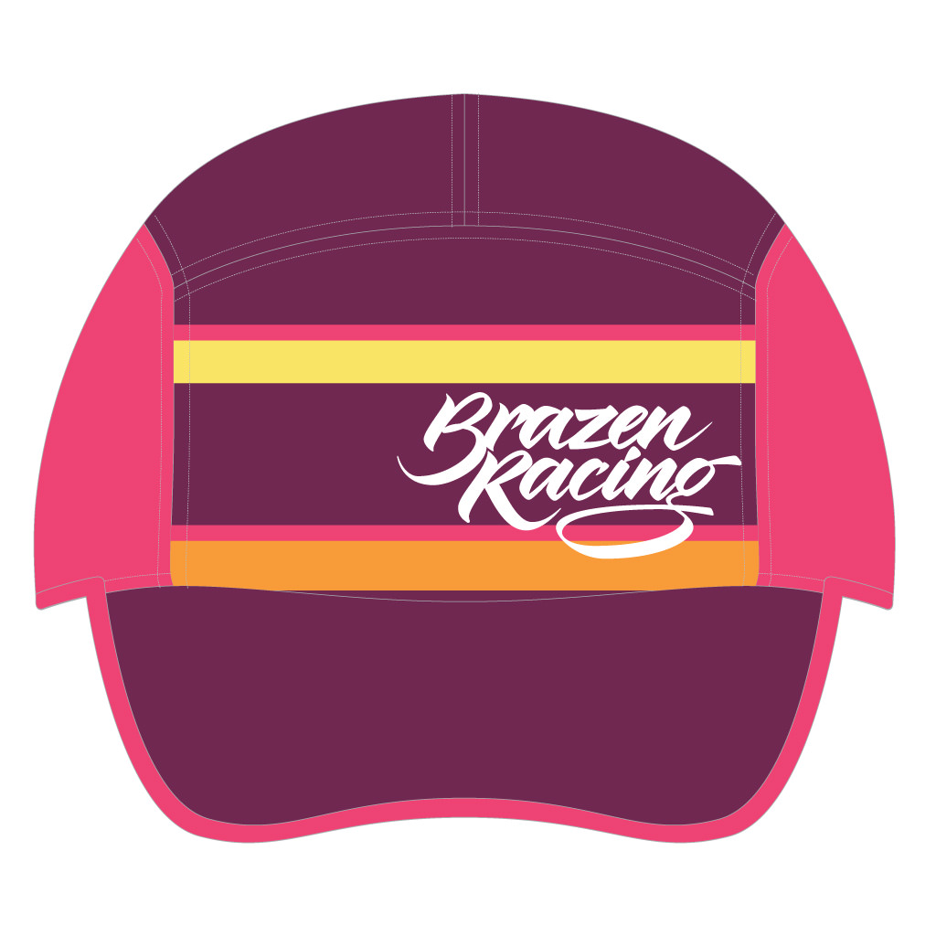Running Hat (Purple Pink)  fe05bc7ddc5