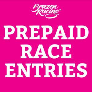 Prepaid Race Entries